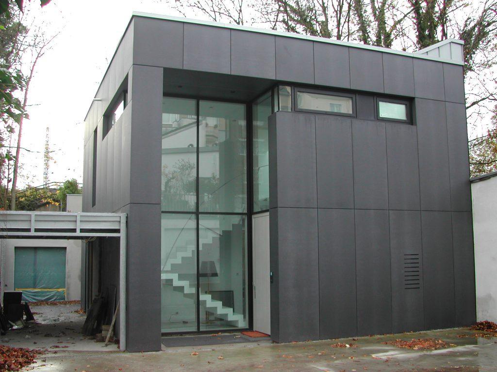 Rieder Fiber C Fassade