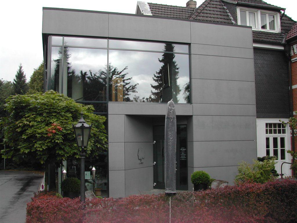Rieder Fibre C Fassade